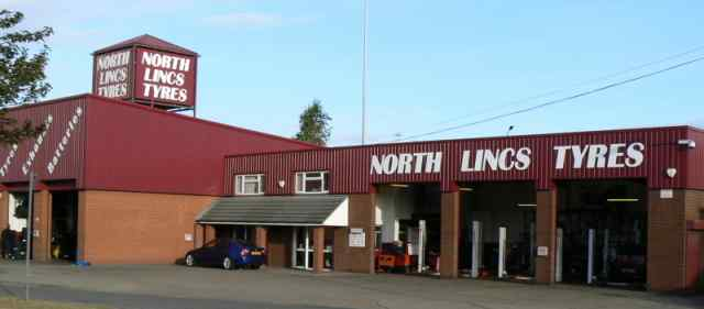 North Lincs Tyres Grimsby Depot